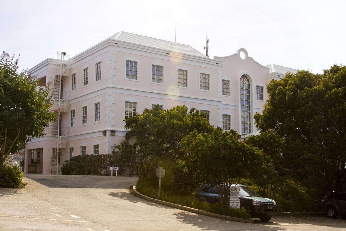 Mahogany Court